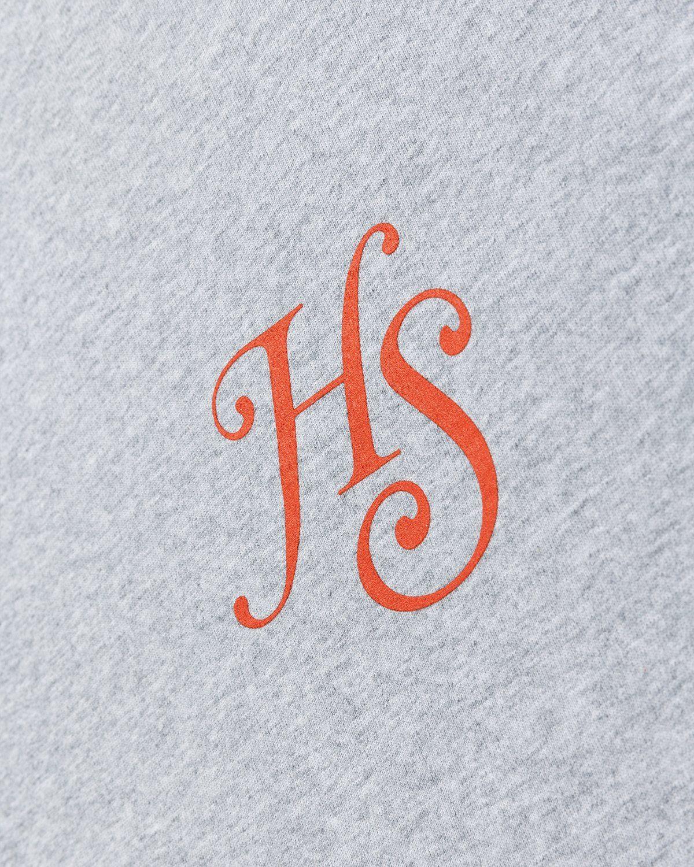 Highsnobiety – High Standards T-Shirt Grey - Image 4
