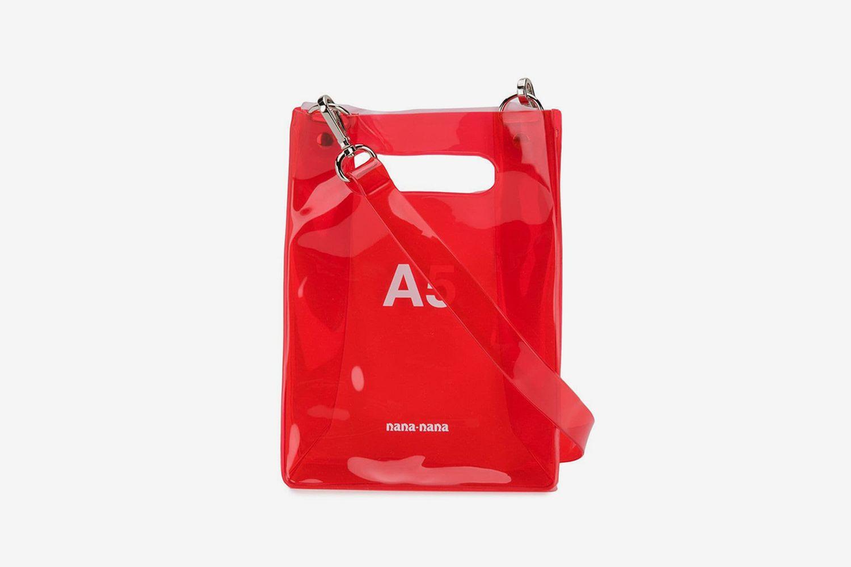 A5 Tote Bag