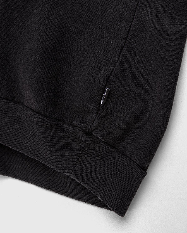 Noon Goons – Garden Sweatshirt Black - Image 4