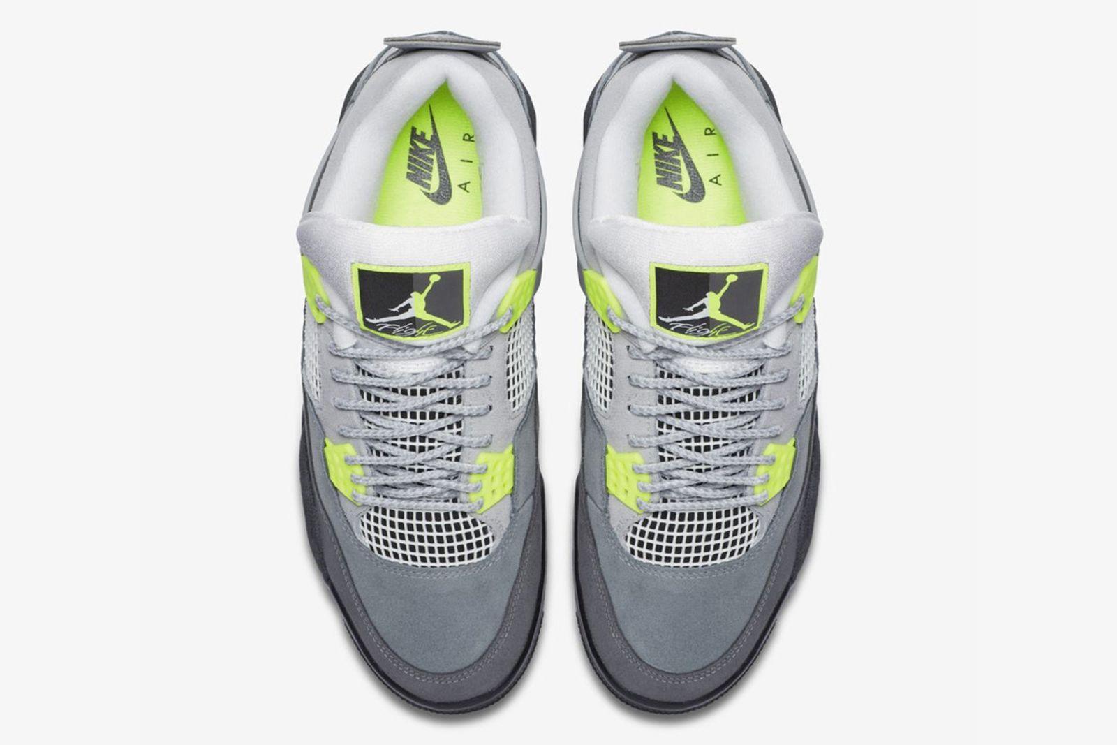 "Enderezar Me sorprendió fórmula  Nike Air Jordan 4 ""Neon"": Where to Buy Online Tomorrow"