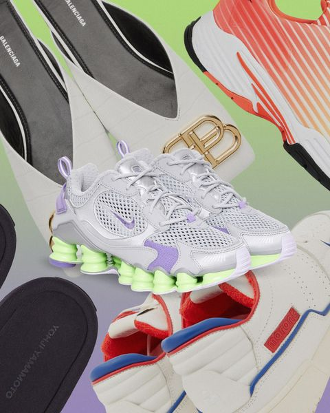 Nike Shox TL Sneakers