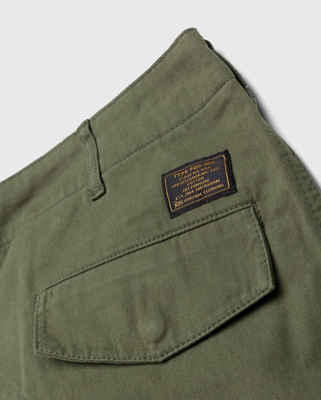 PATTA – Basic Cargo Pants Olive - Image 3