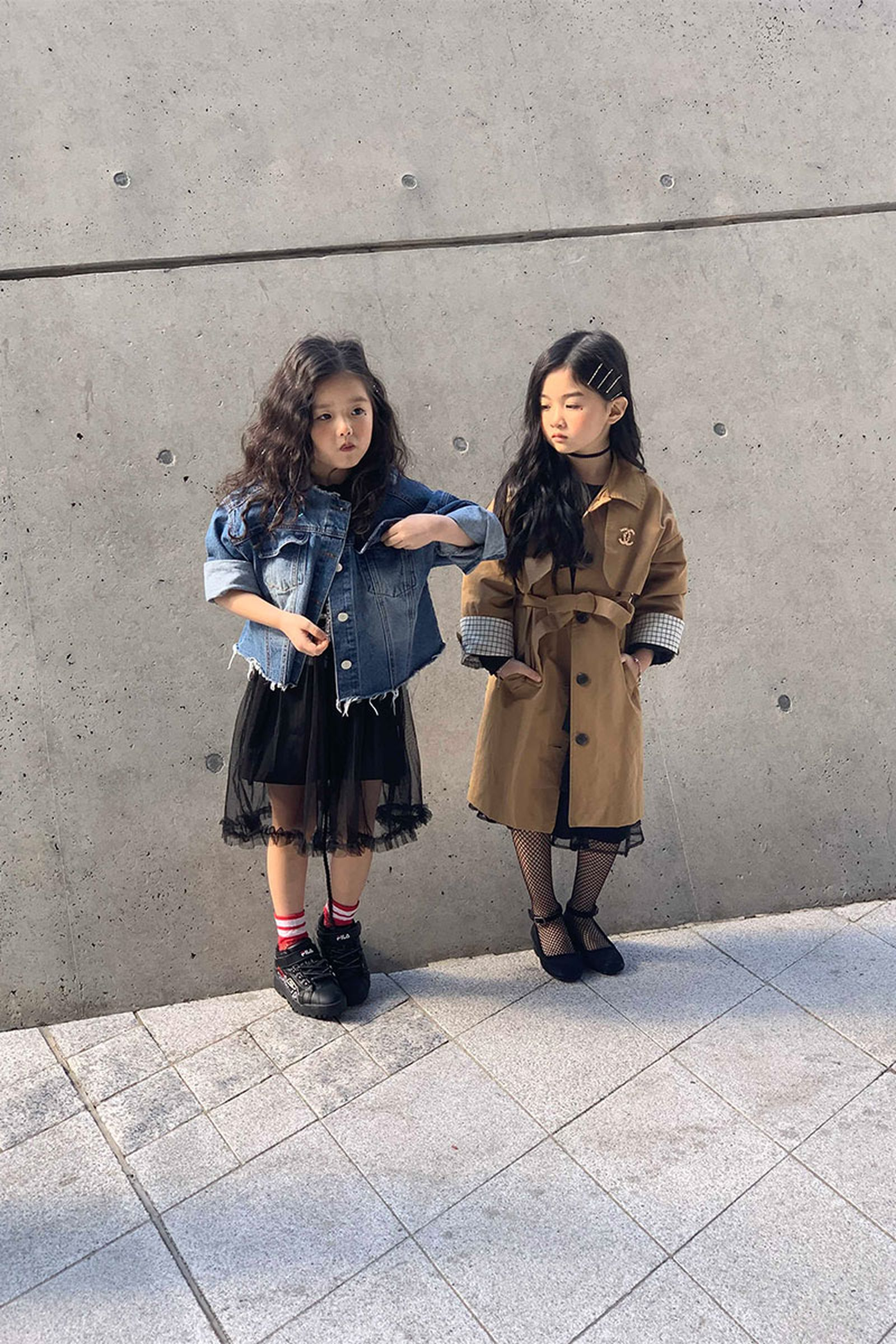 The Best Dressed at Seoul Fashion Week FW7 Are Kids