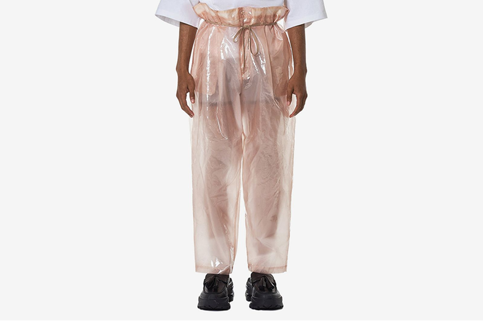 doublet transparent pants 000 LVMH Prize 2018