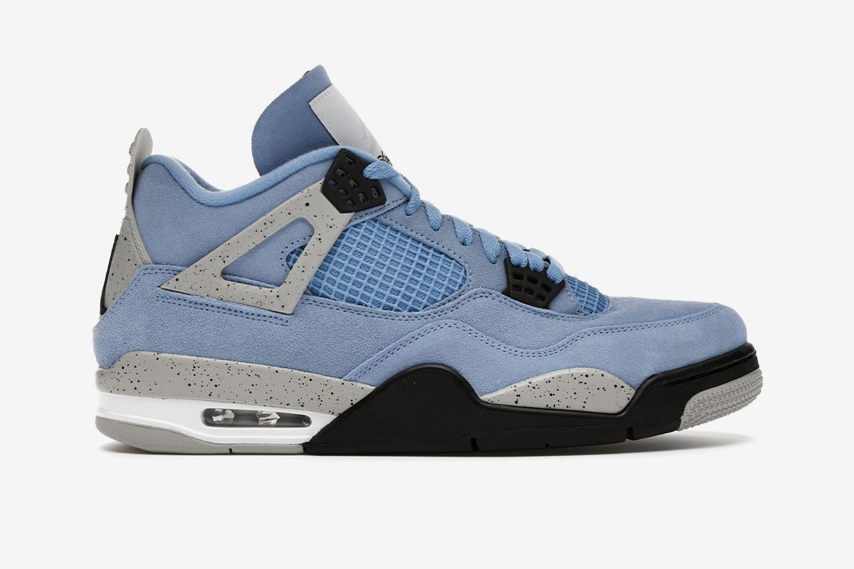 Refuse the L & Cop Your Jordan 4 University Blue from StockX Early 3