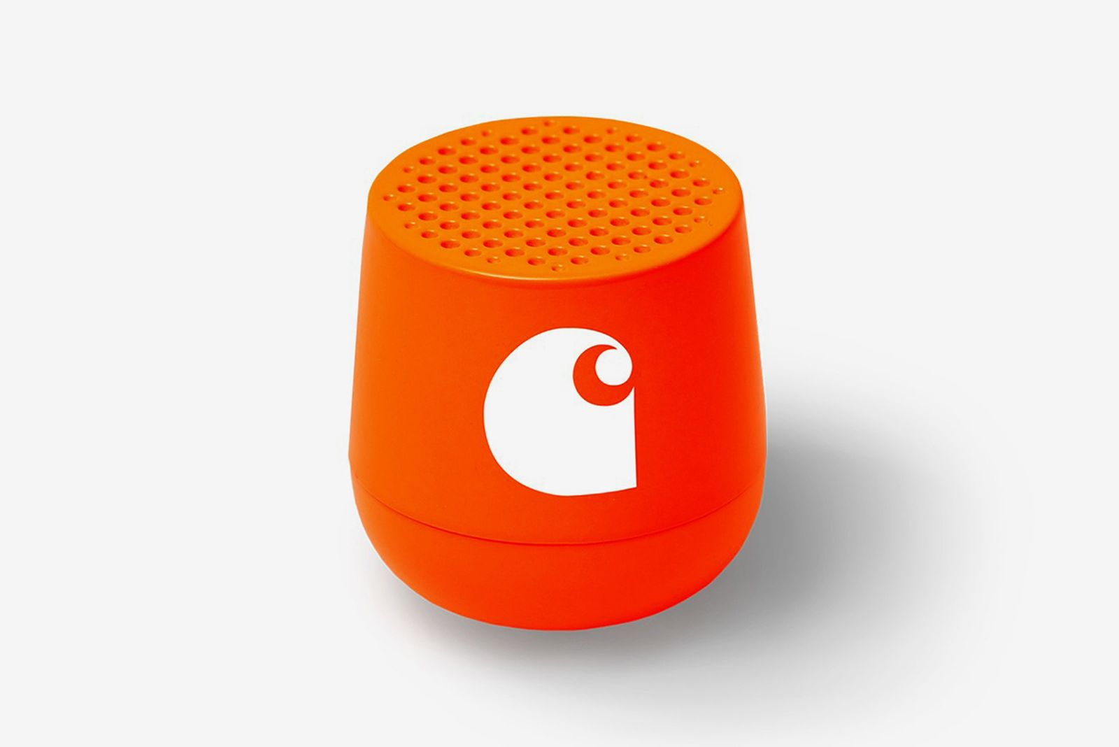 Carhartt WIP orange speaker