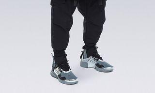 Errolson Hugh Unveils Chrome ACRONYM x Nike Air Presto Mid Colorway