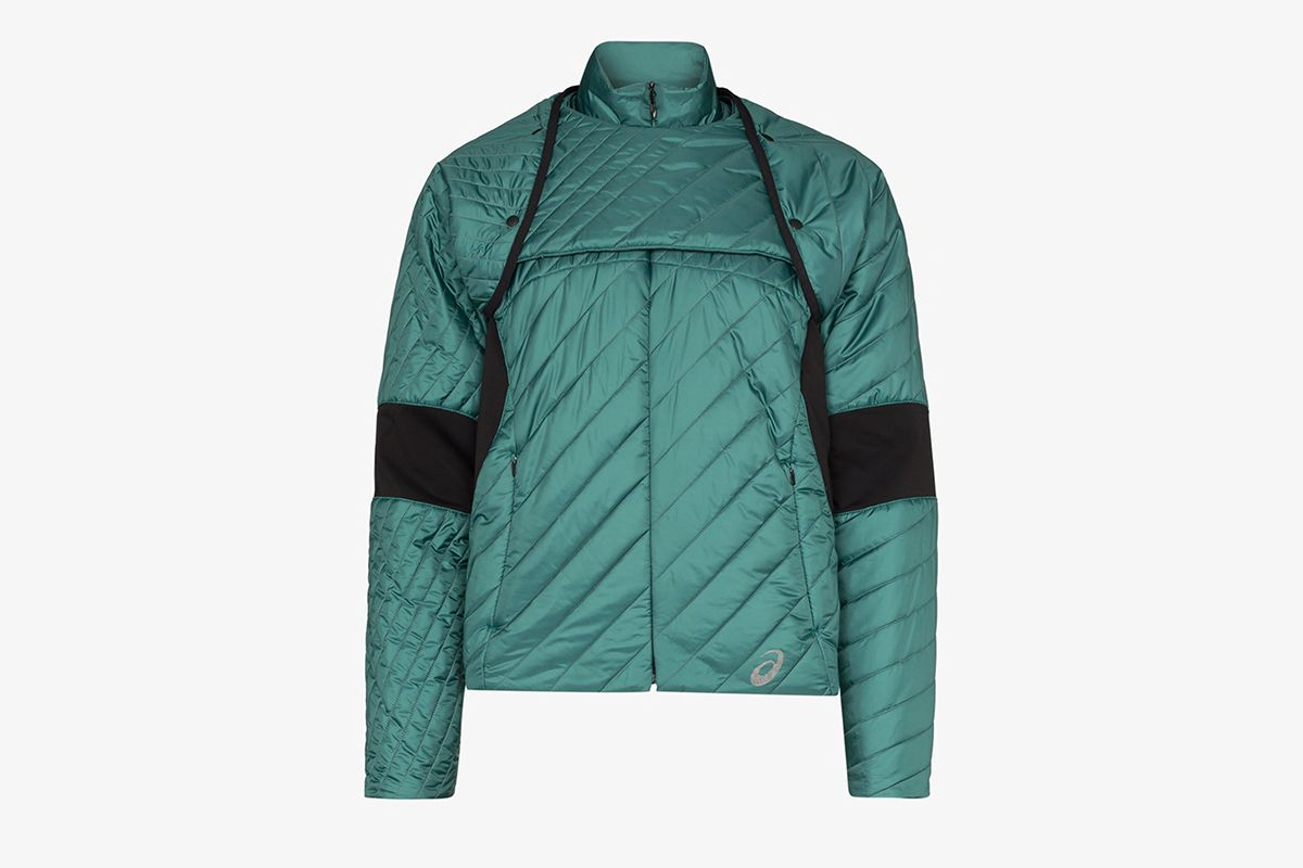 Deconstructed Padded Jacket