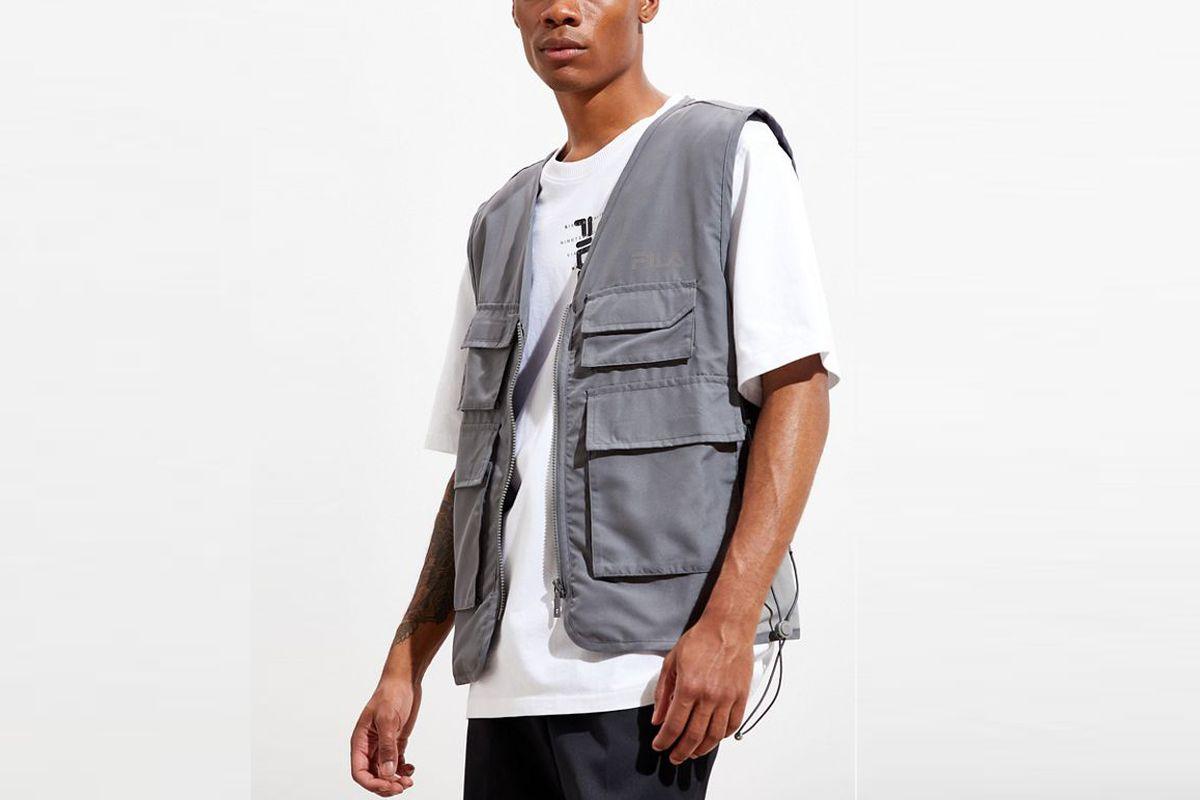 Rahum Utility Vest
