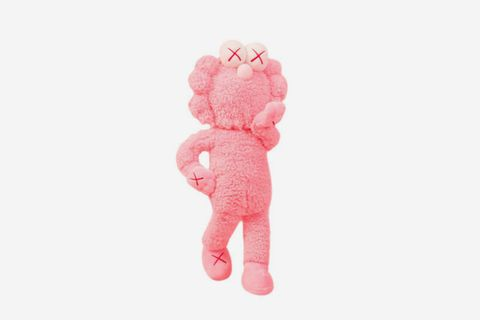 BFF Plush Doll (Pink), 2019