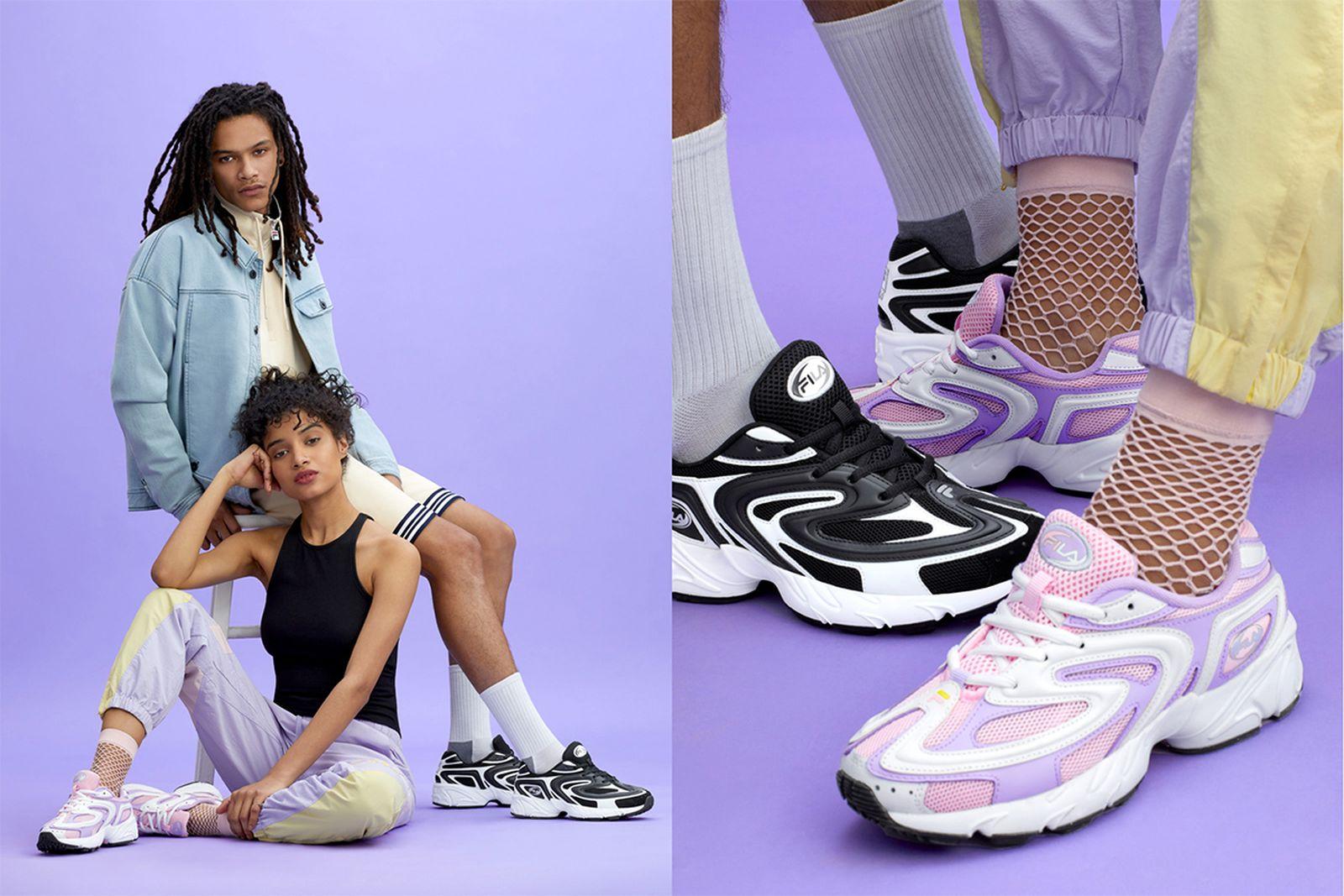 Fila Creator chunky sneaker