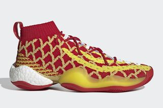 "dbc83f28b1e6 Pharrell x adidas Crazy BYW ""Chinese New Year""  Release Info"