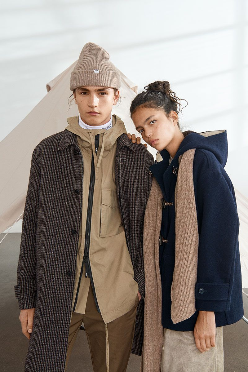 Wood Wood Brings Alpine Coziness to Its FW19 Collection
