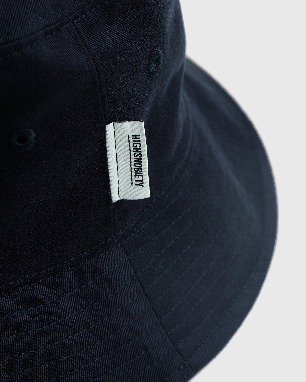 Highsnobiety – Bucket Hat Black - Image 4