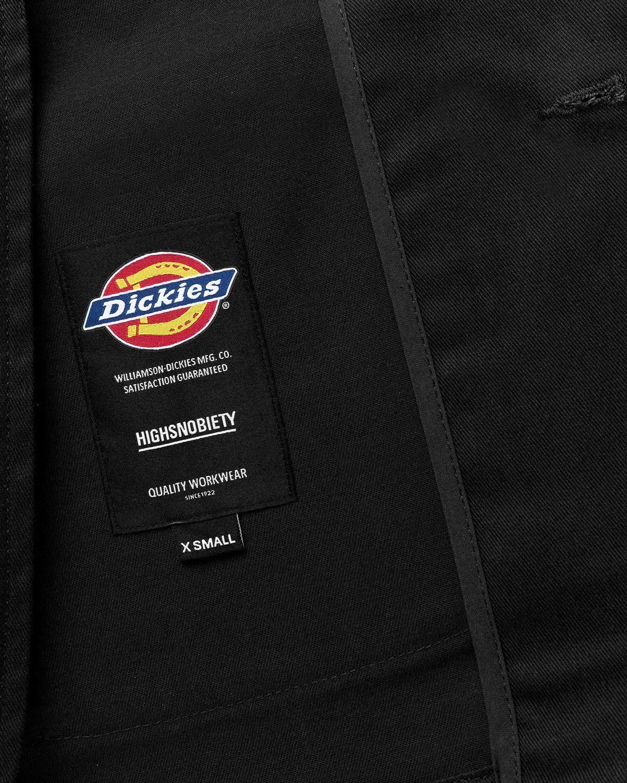 Highsnobiety x Dickies – Blazer Black - Image 5