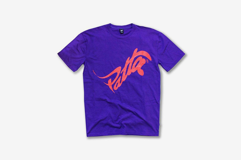 Wavey Script Logo T-Shirt