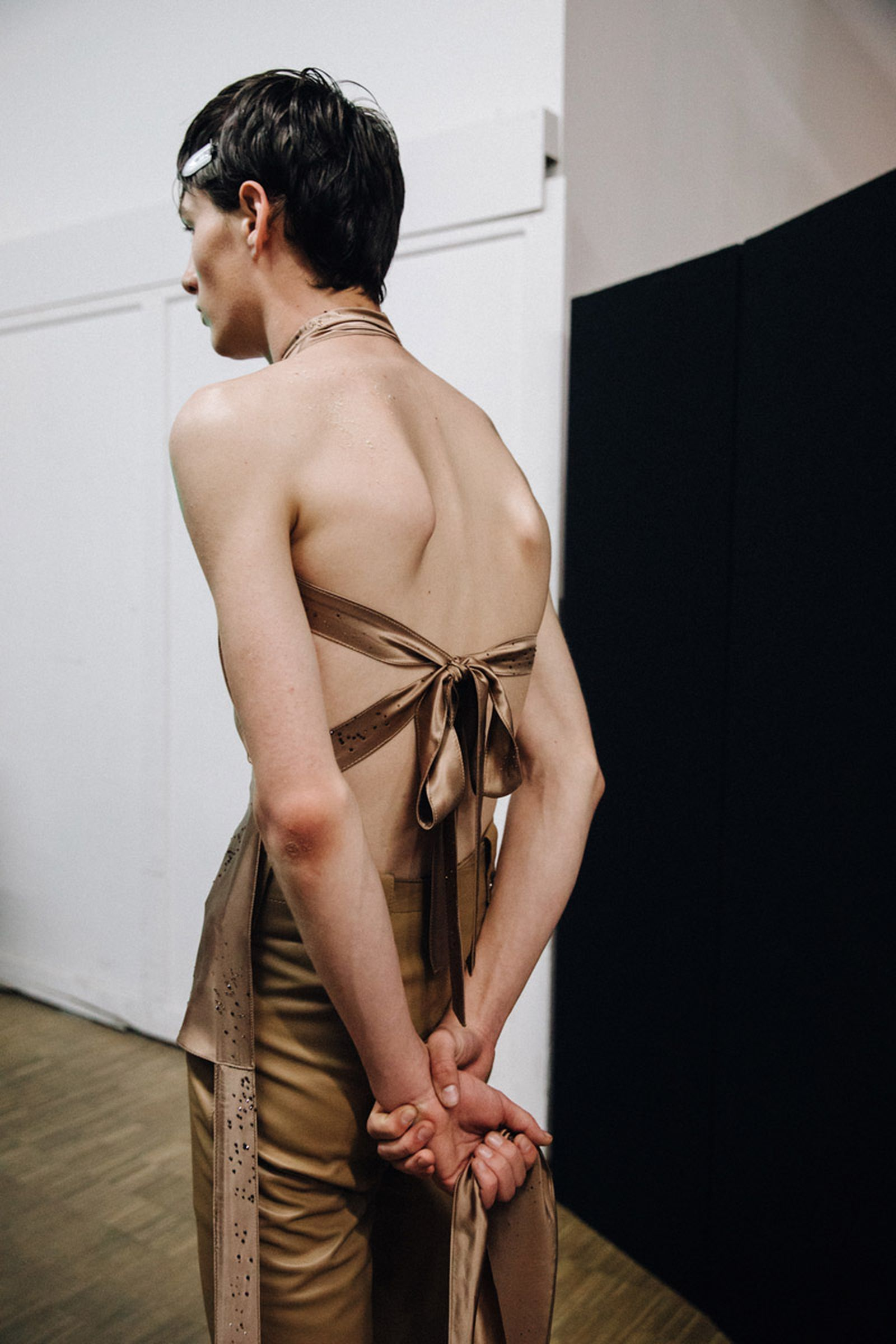 7ludovic de saint serning ss20 paris fashion week runway