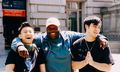 Watch 88rising's Joji, Rich Brian & August 08 Talk Alien Encounters & More