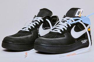 906e6f2e3f3 Where to Buy the 2018 OFF-WHITE Air Force 1 Pack Today