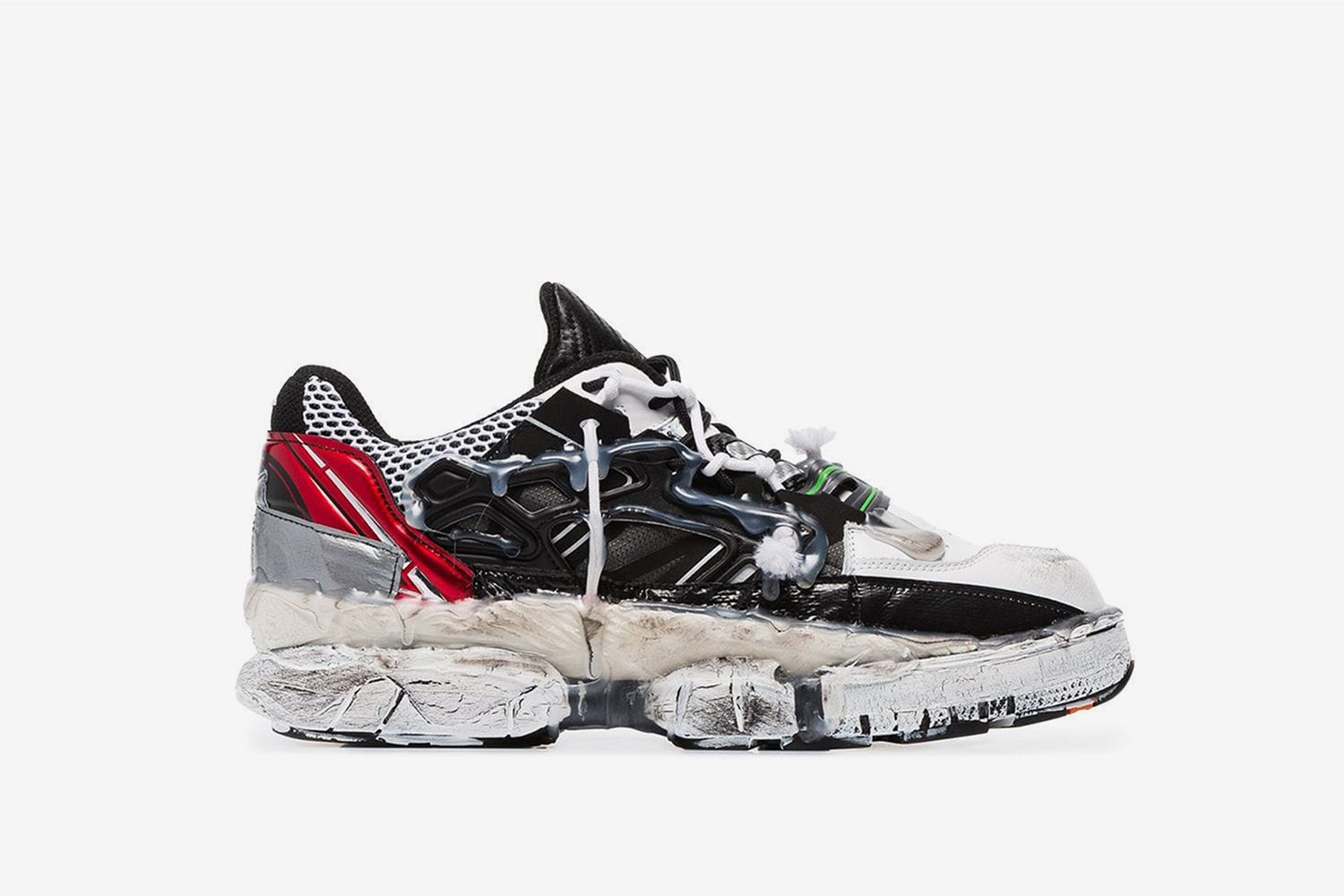Fusion Reconstructed Sneakers