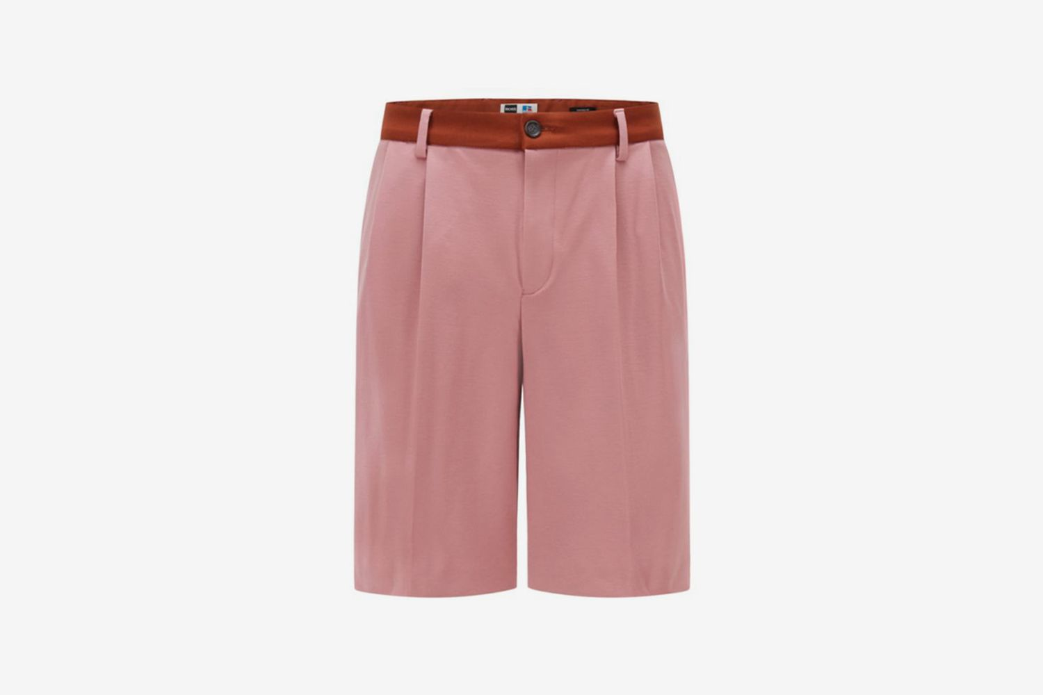 Tapered-Fit Shorts