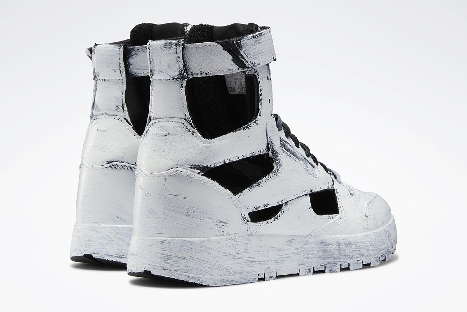 Maison Margiela Reebok Classic Leather Tabi High (2)