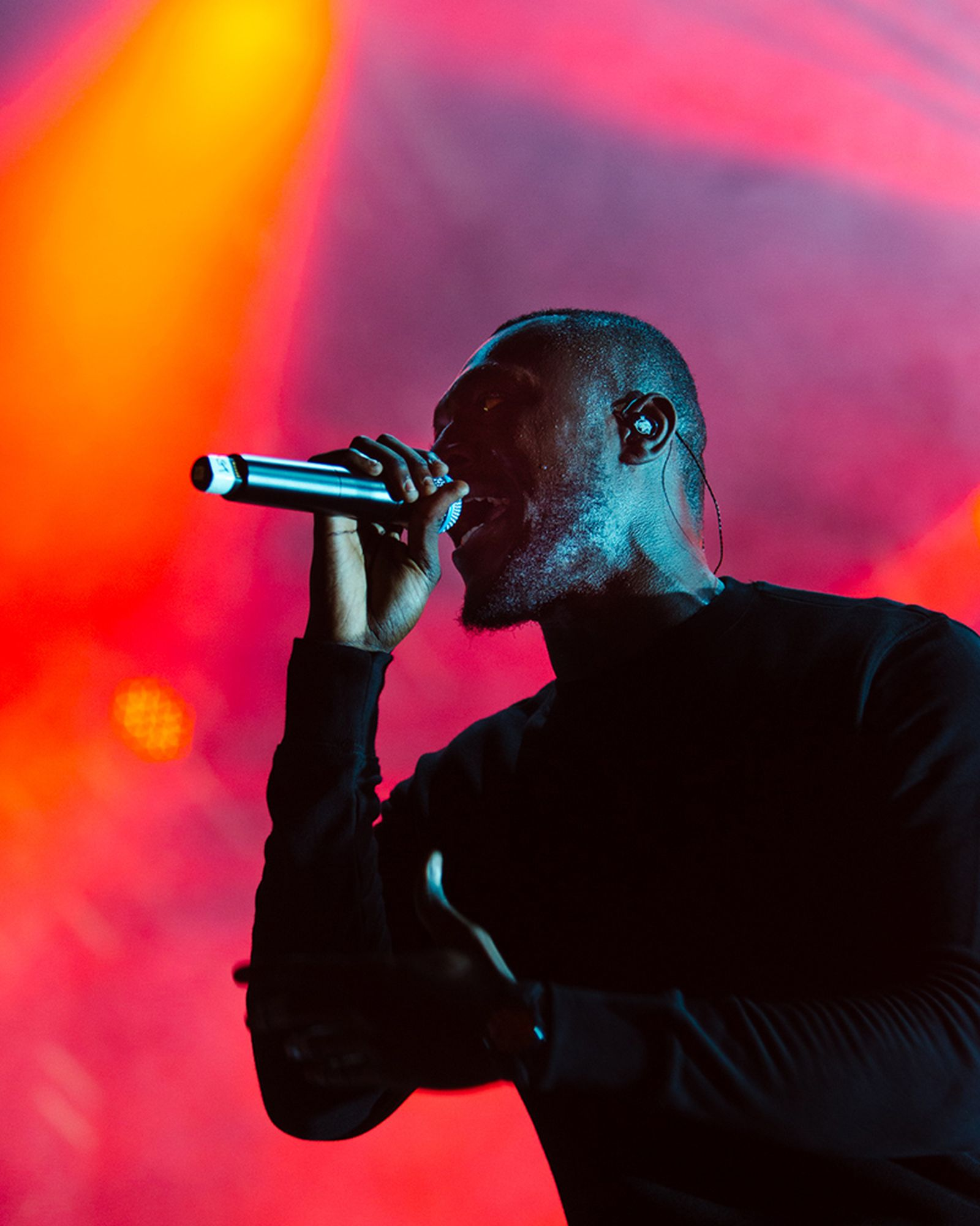 stormzy uk raps new progenitor Gang Signs & Prayer