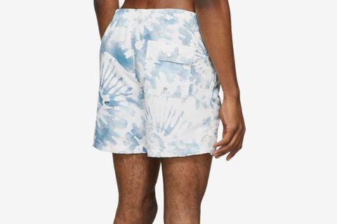 Tie-Dye Swim Shorts