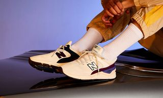 """END. & New Balance Debut the """"Dusk"""" X-90"""