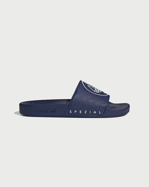 Adidas — Adilette Spezial Navy - Image 1