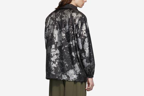 Reflective Paint Coach Jacket