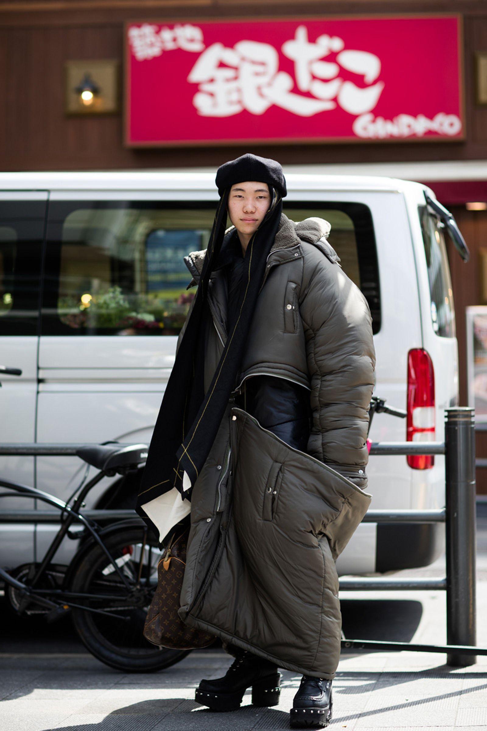 19tokyo fashion week street style