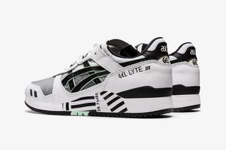This ASICS GEL LYTE III Is Inspired by the Shibuya Crossing