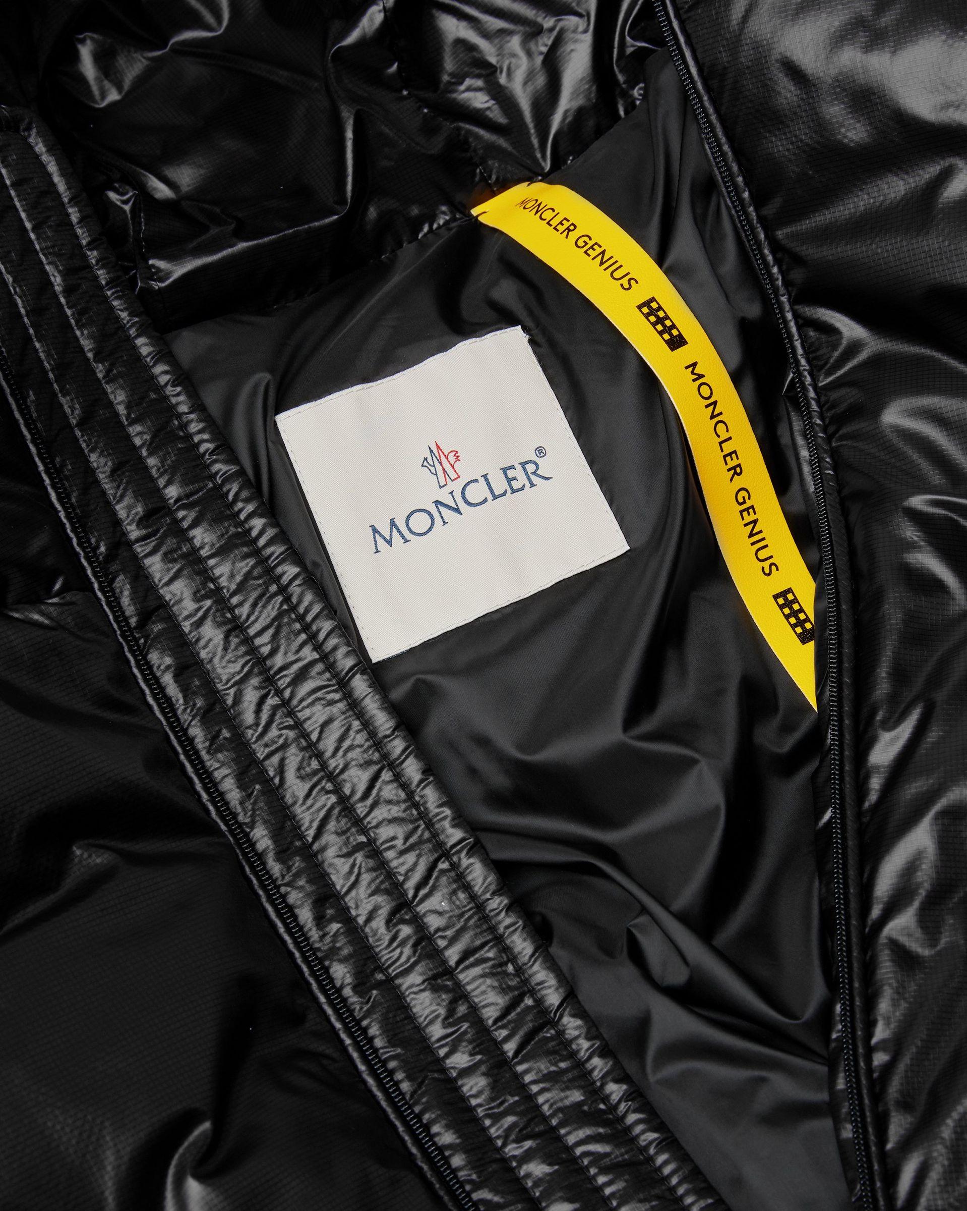 5 Moncler Craig Green - Tresheroy Jacket Black - Image 4