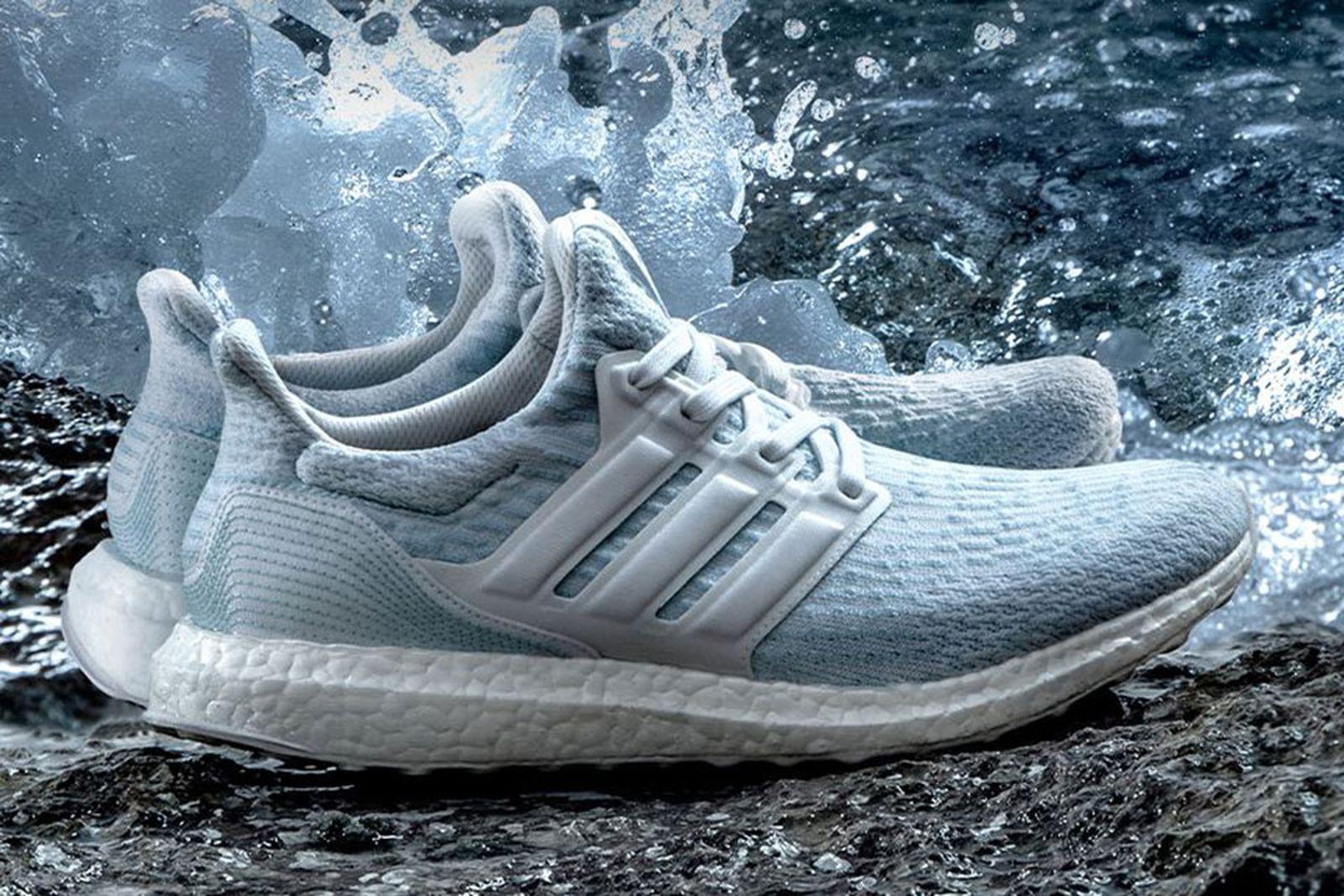 adidas recycled plastic 2024 Sustainable Fashion sustainability