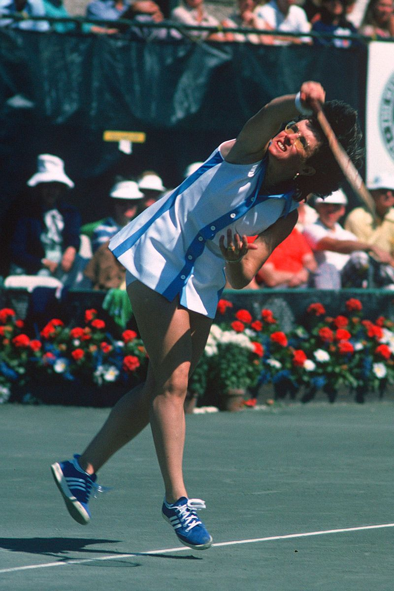 The 10 Most Iconic Tennis Sneaker Moments of All Time 30