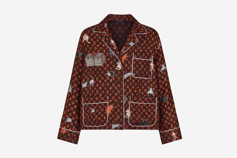 Catogram Pyjama Shirt