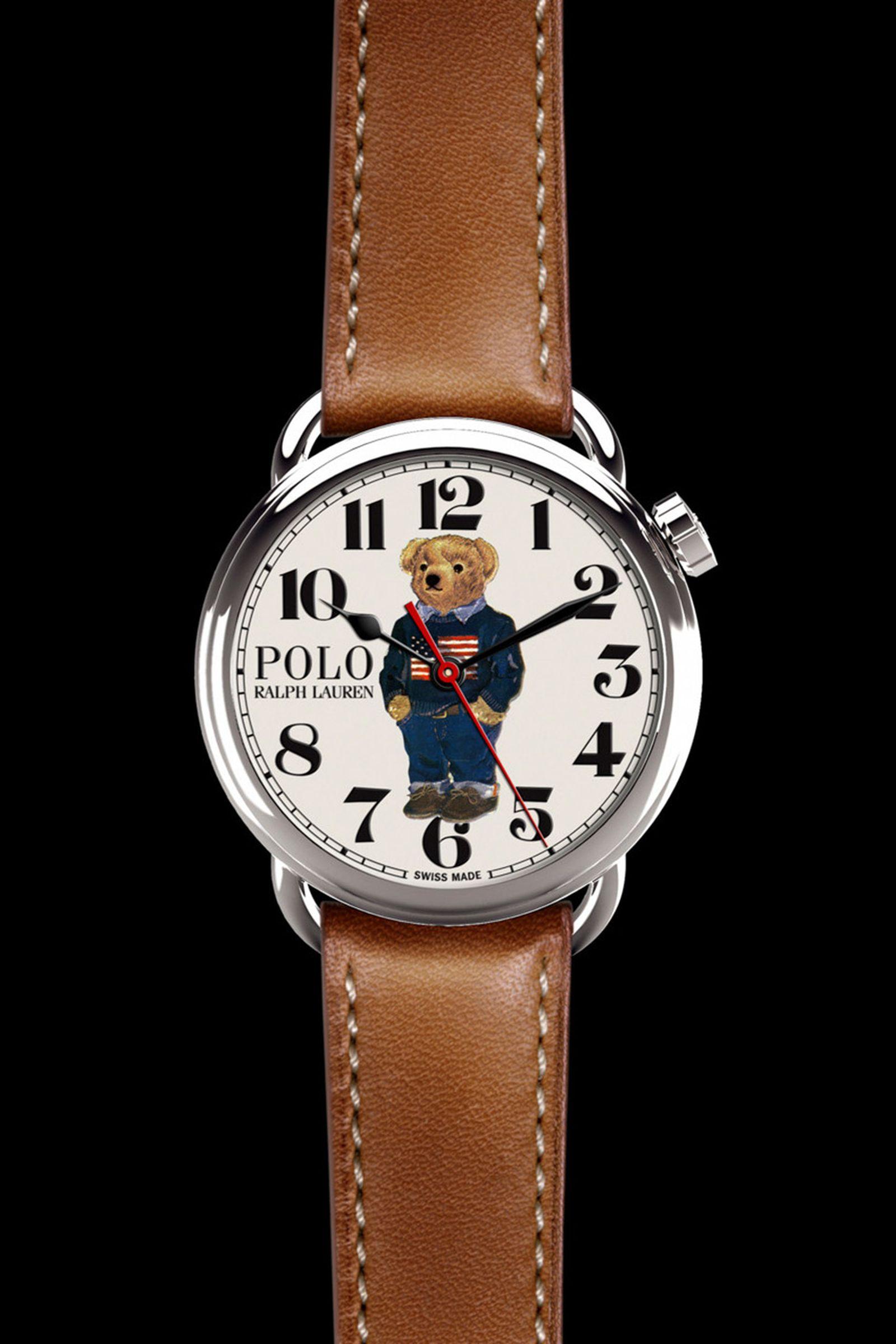 polo ralph lauren watch collection