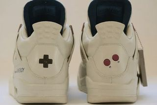 Check Out These Nike Air Jordan 4 Game Boy-Themed Customs