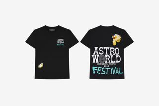 1c8b88c8c0a8 Travis Scott Just Dropped Astroworld Festival Merch