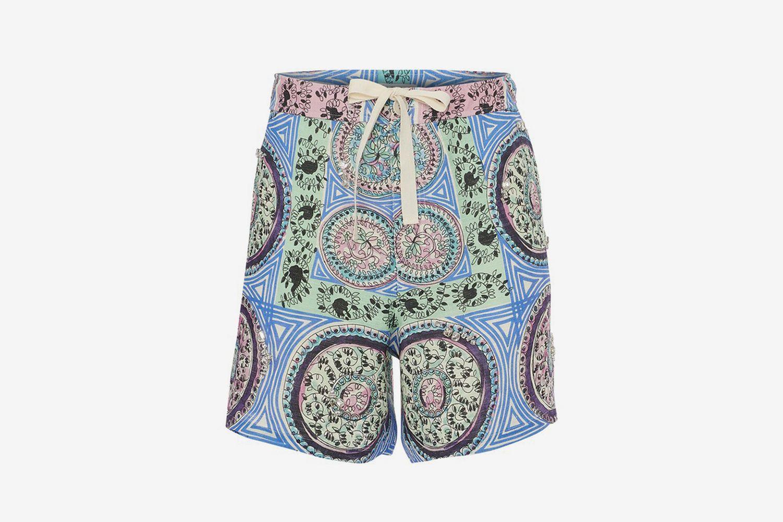 Mystic Paisley Shorts