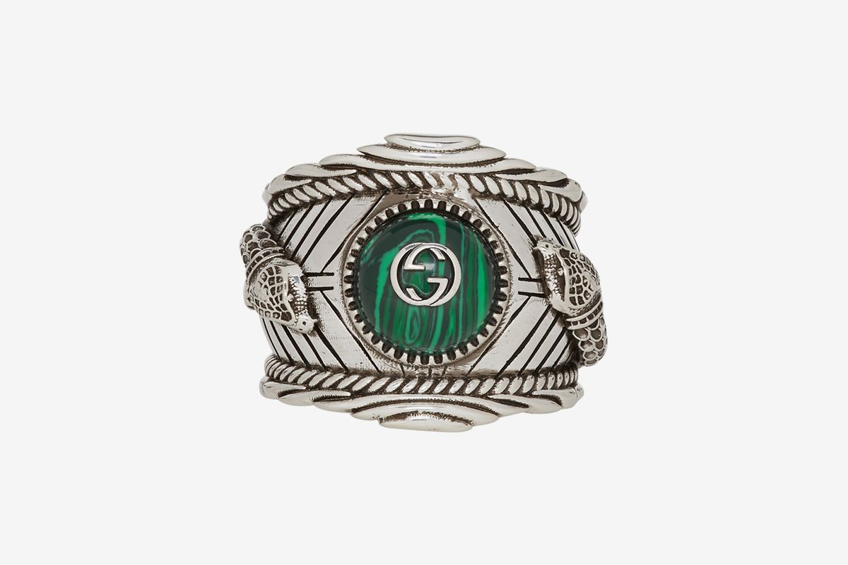 Garden Logo Ring