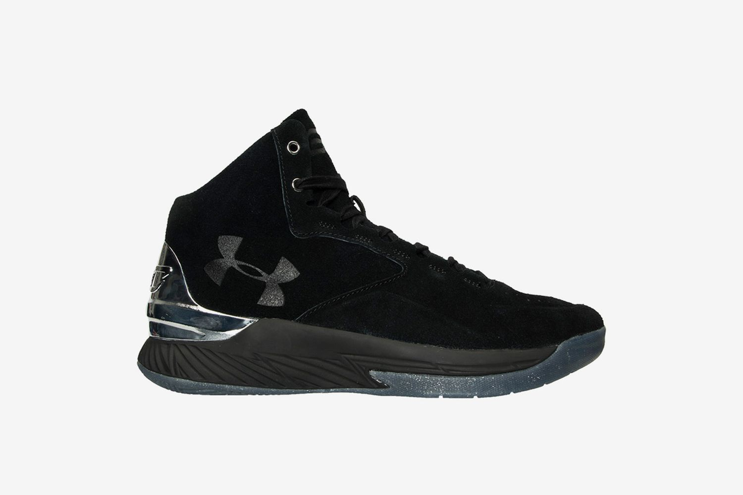 Curry 1 Luxury Mid Suede