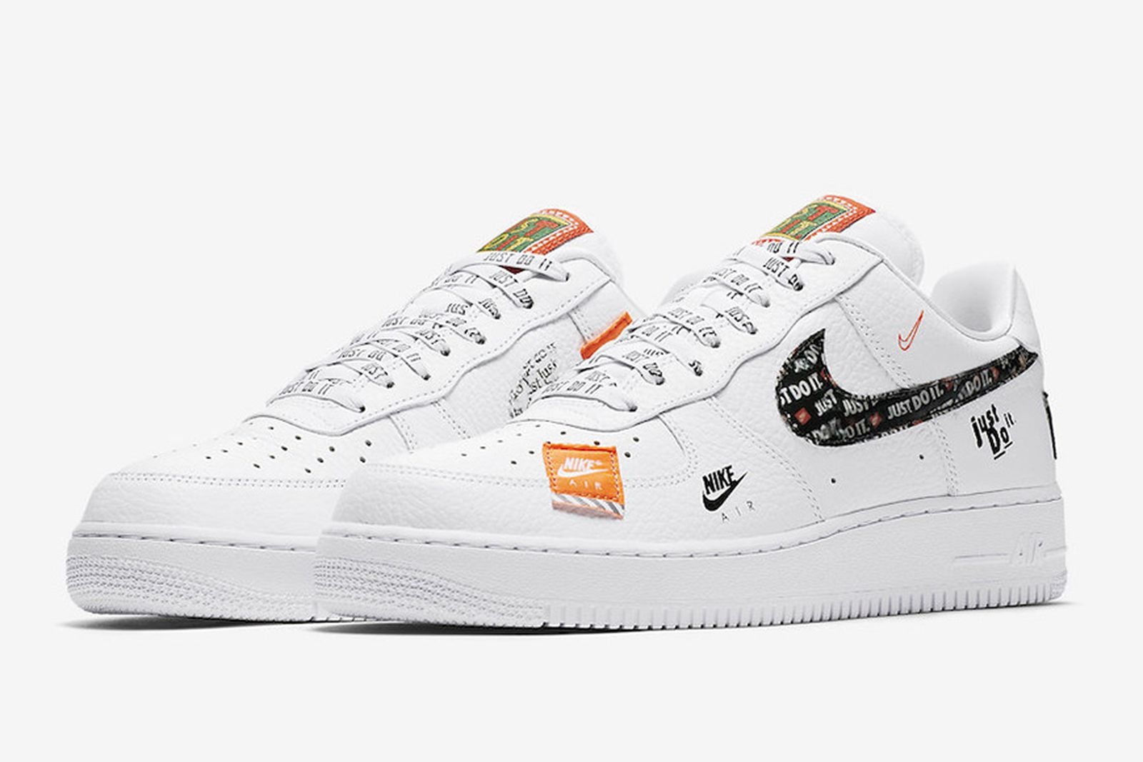 air force 1 just do it uomo