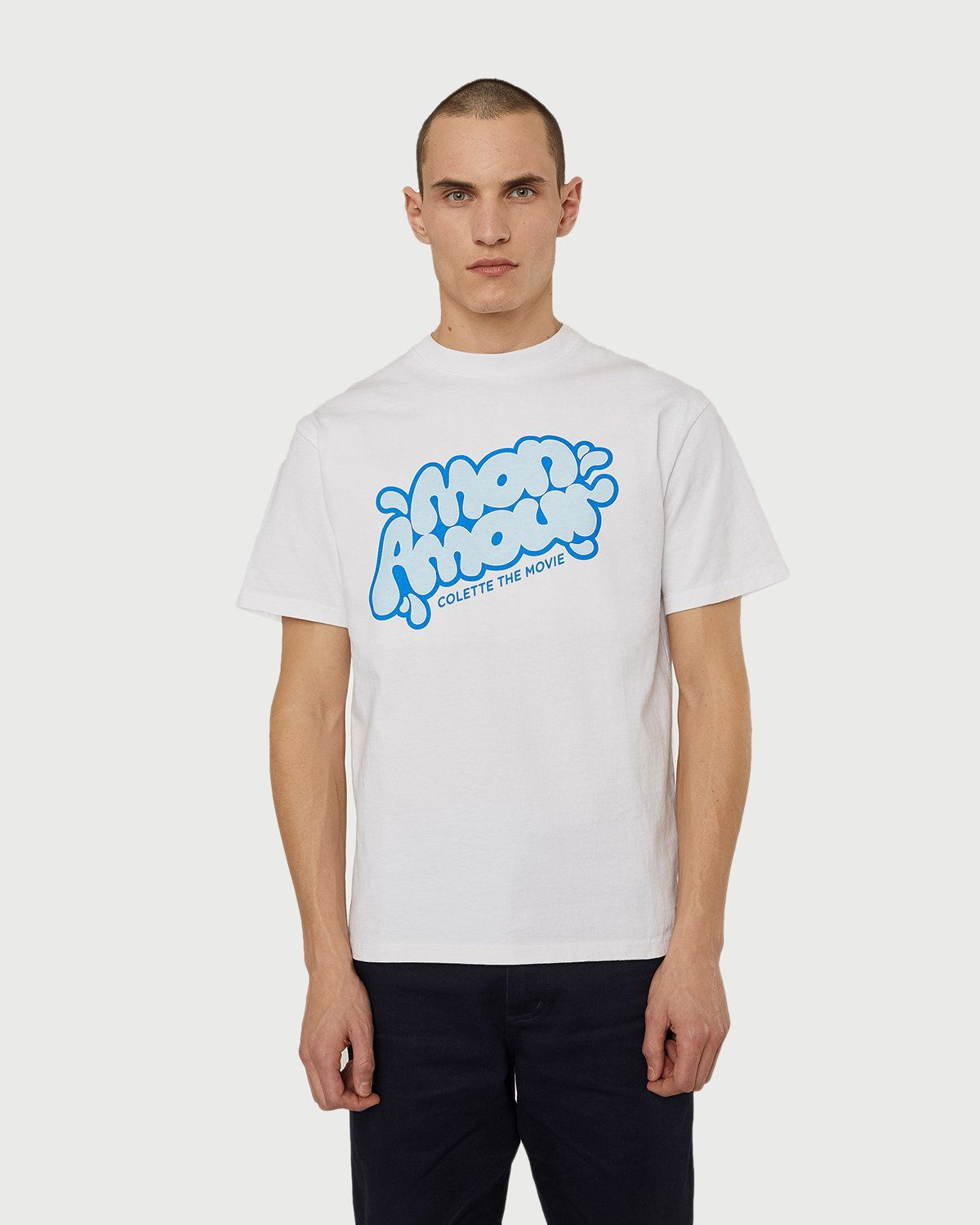 Colette Mon Amour — Water Bar T-Shirt White - Image 3
