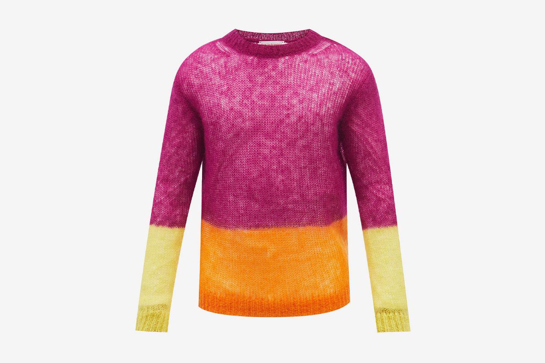 Color-Block Sweater