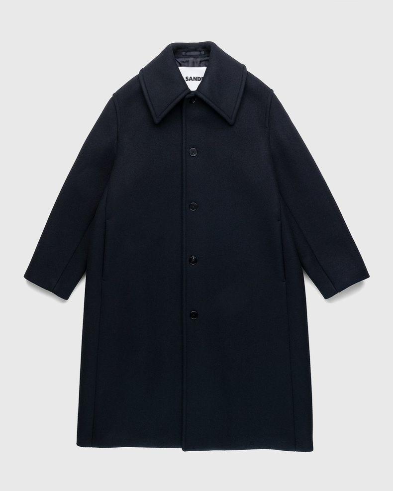 Jil Sander – Coat Black