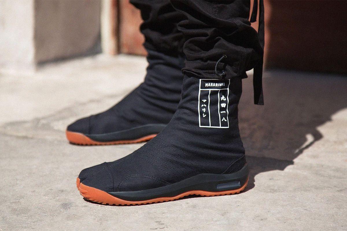 b741919564d Tabi Footwear: A Guide to The Japanese Split-Toed Shoe