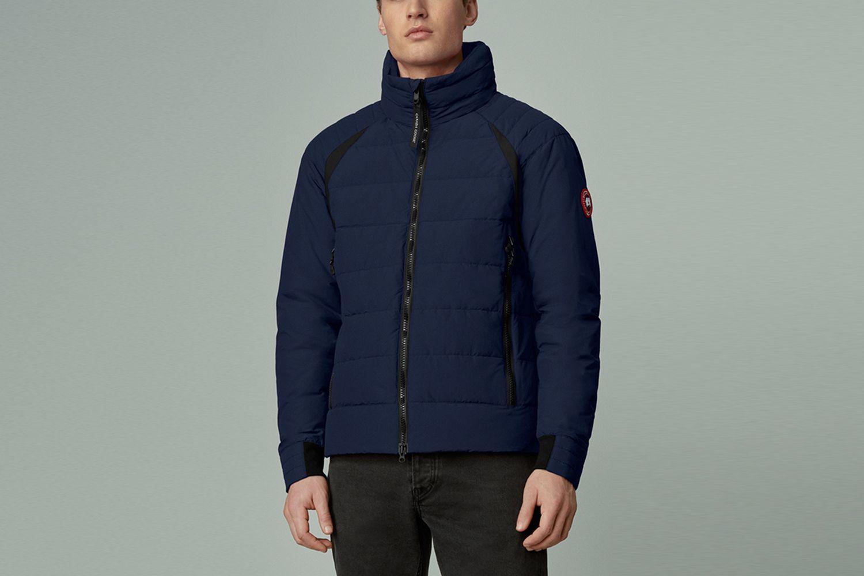 Hybridge Base Down Jacket