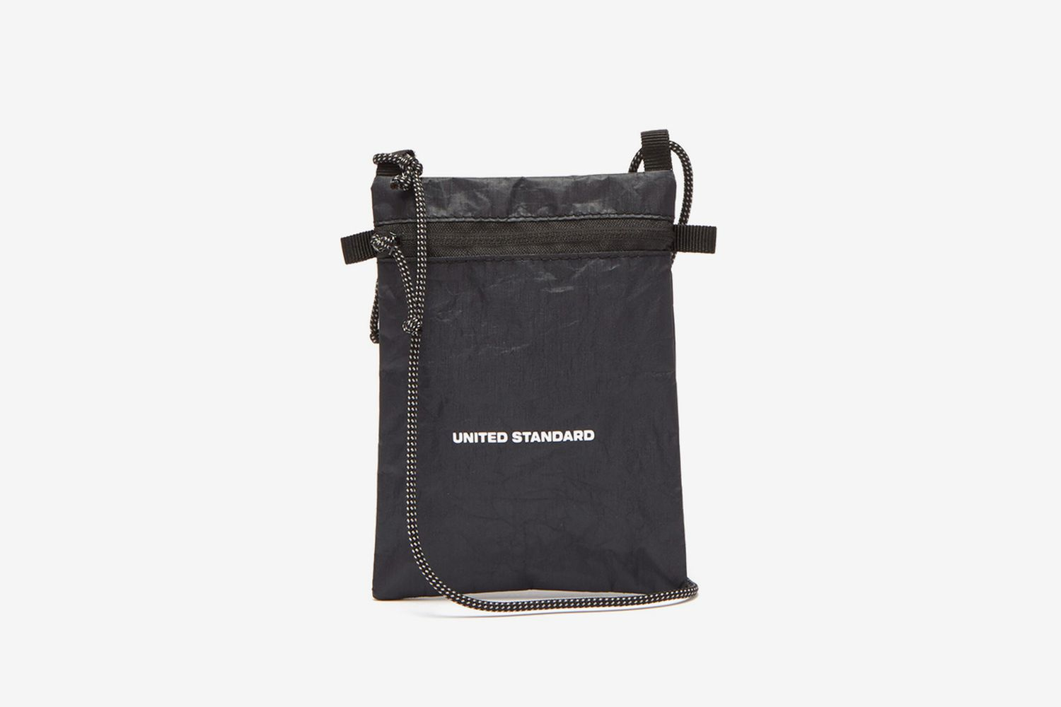 Logo-Printed Technical Neck Pouch